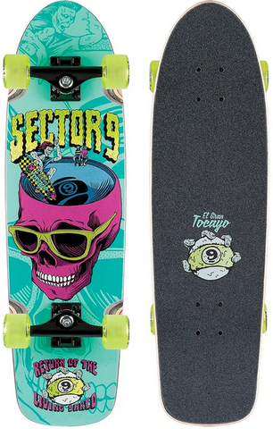 SECTOR 9 RETURN OF SHRED COMPLETE