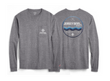 League JDS L/S Pocket Tee