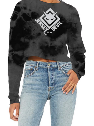 JDS Rag Cloud Cropped Pullover