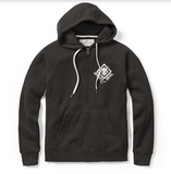 JDS x League Women's Academy Full Zip Up Hoodie