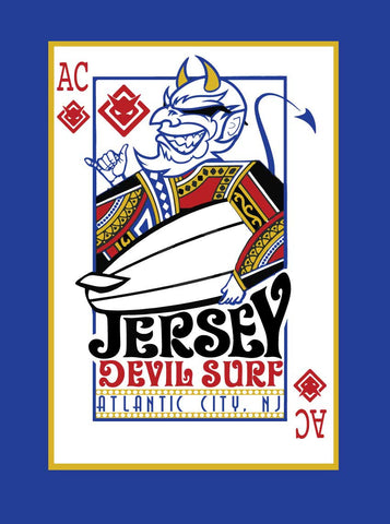 JDS Playing Card Tee