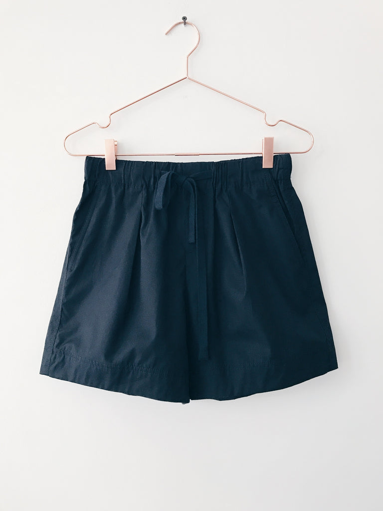 Vince - Pleat Front Short, Coastal - Therapy & EG Page