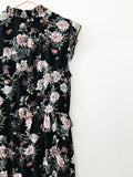 Laissez Faire - Cadence Ruffle Floral Print Dress - Therapy & EG Page