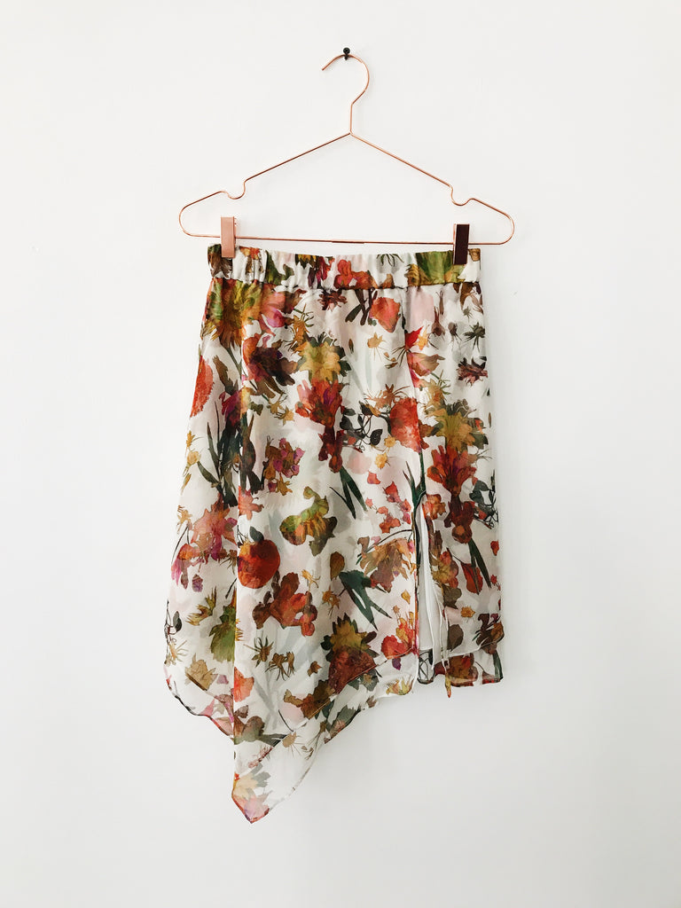 IRO - Pretty Floral High-Low Skirt - Therapy & EG Page