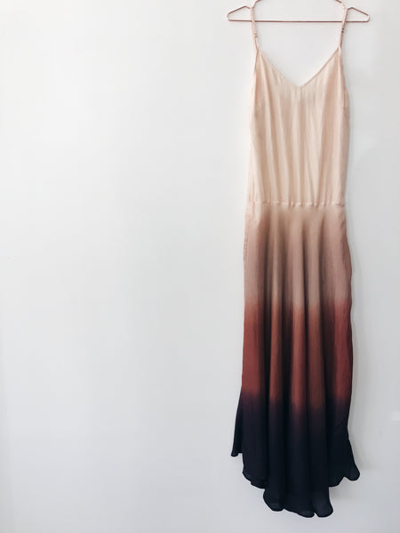 Mes Demoiselles- Bali Ombre Maxi Dress - Therapy & EG Page