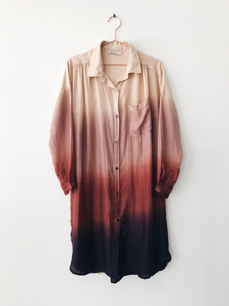 Mes Demoiselles - Bahamas Ombre Shirtdress - Therapy & EG Page