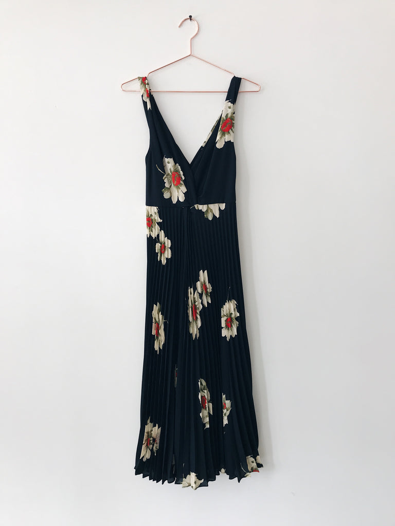 Vince - Gardinia Floral Dress - Therapy & EG Page