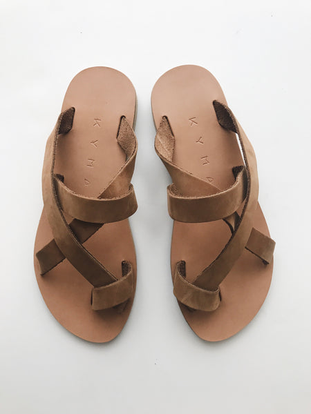 Kyma - Symi Criss Cross With toe strap - Therapy & EG Page