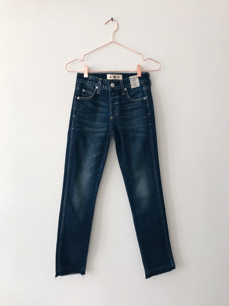 AMO Denim - Babe Jean True Blue - Therapy & EG Page