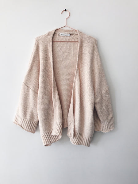 Emerson Grace - Chenelle Open Cardi, Ivory - Therapy & EG Page