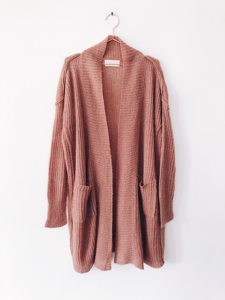 Laissez Faire - Ivette knit Long Cardi - Therapy & EG Page
