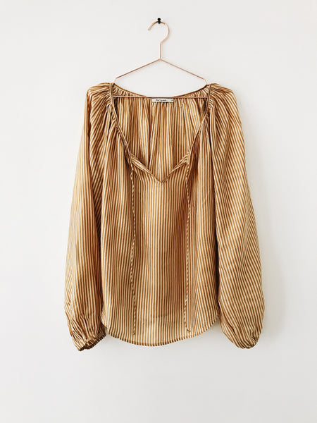 Mes Demoiselles - Sunny Striped Blouse - Therapy & EG Page