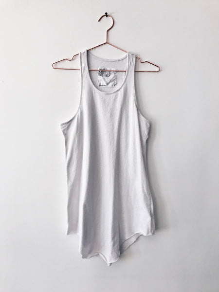 Tee Lab by Frank & Eileen - Base Layer Tank, Dirty White
