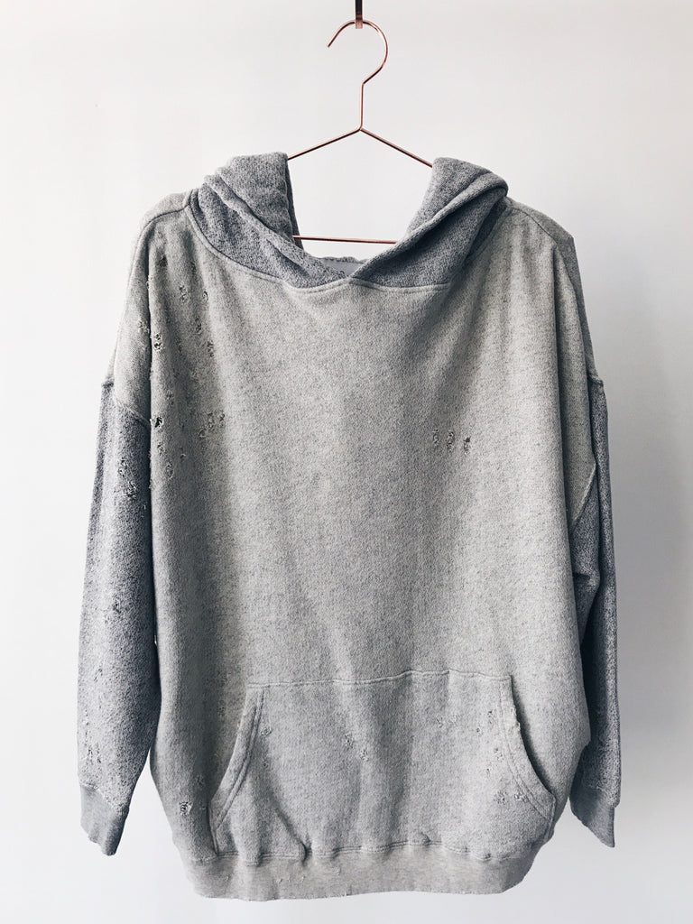 IRO - Ulbrocko Distressed Oversized Hoodie - Therapy & EG Page
