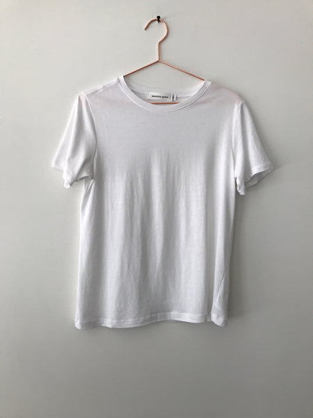 Emerson Grace - Classic Short Sleeve Tee, White - Therapy & EG Page