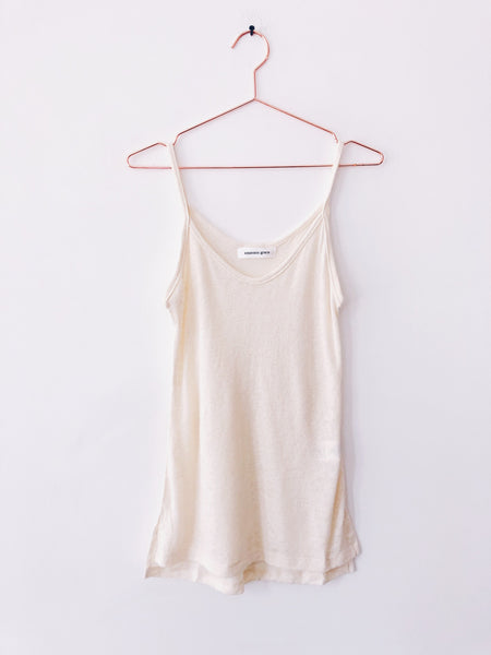 Emerson Grace - Jersey Mesh Cami, Clay - Therapy & EG Page