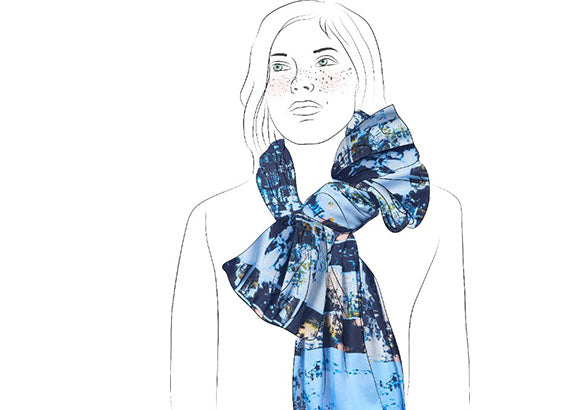 Ways To Wear Your Scarf - Winter Edition