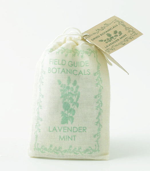 Lavender Mint Dried Botanical Sachet