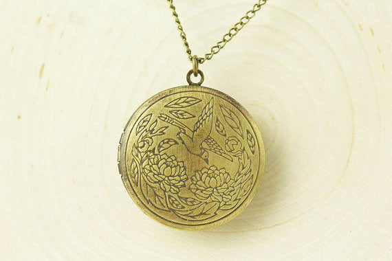 Scintilla Solid Perfume Locket