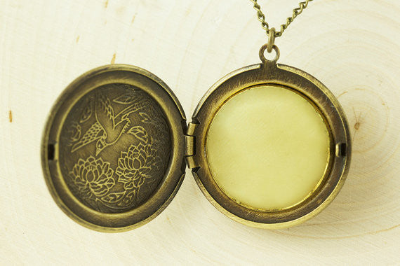 Limerence Solid Perfume Locket