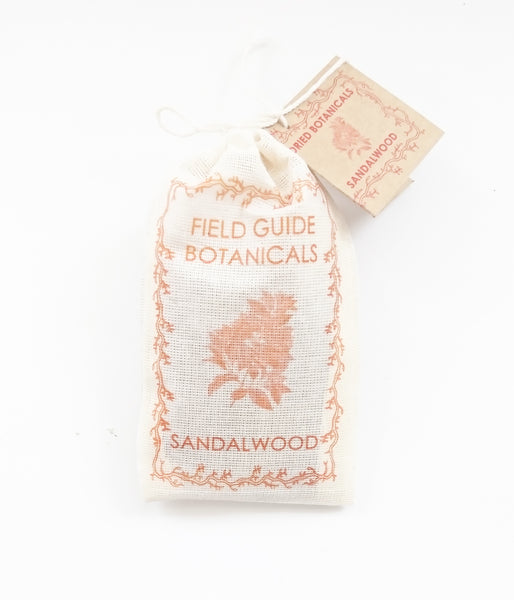 Sandalwood Dried Botanical Sachet