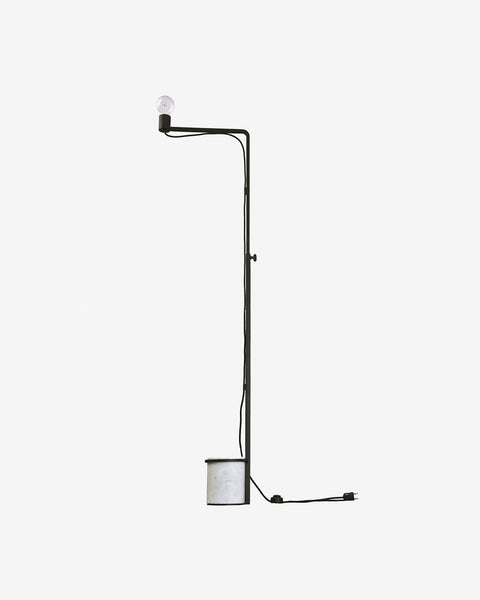 Carrara Vintage Floor Lamp