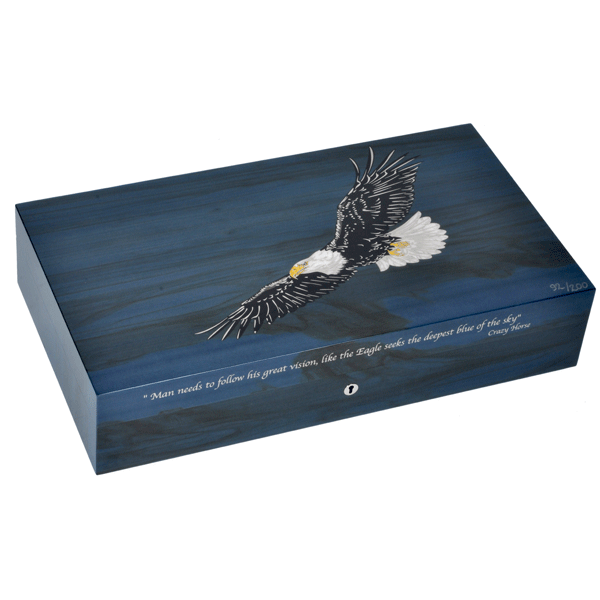 """Eagle"" Humidor [Limited Edition]"