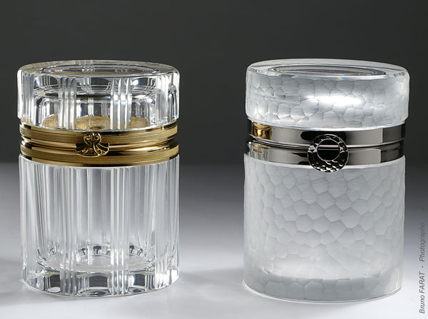 Crystal Bath accessory Box
