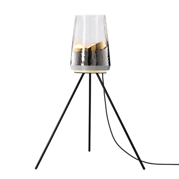 Glass Flux Floor Lamp
