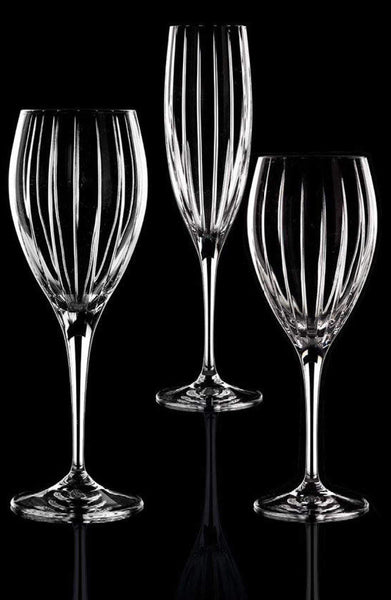 """Lucrezia"" Crystal drinking glasses"