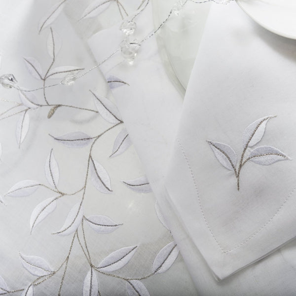 Table Linens: Madeira