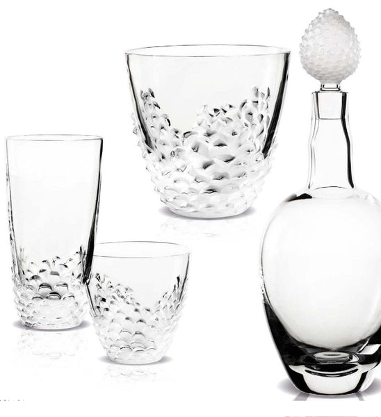 """Pinaster"" Crystal Glassware Collection"