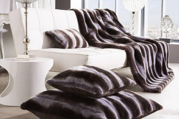 Big Size Faux Fur Throws