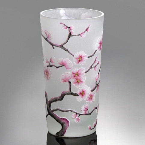 """Sakura"" Crystal Highball Glass"
