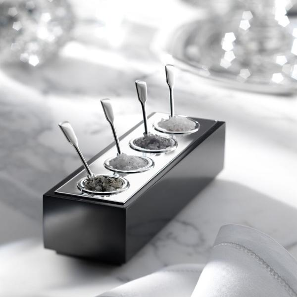 Sterling Silver Salt Bar