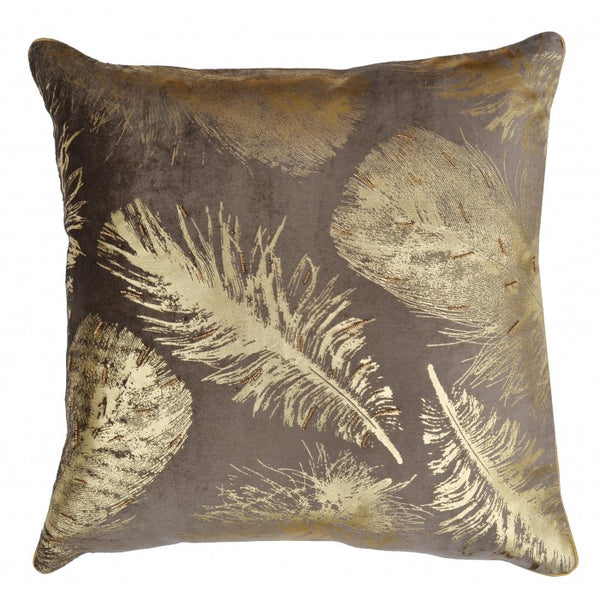 Tsavo Gold Printed Pillow