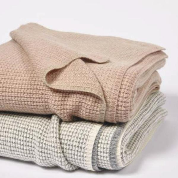 Tundra Cashmere Throw