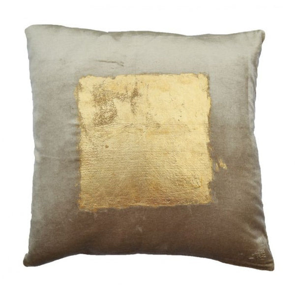 Square Gold Pillow