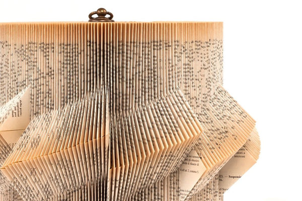 Sail - Book Sculpture