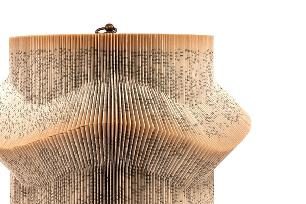 Wave - Book Sculpture