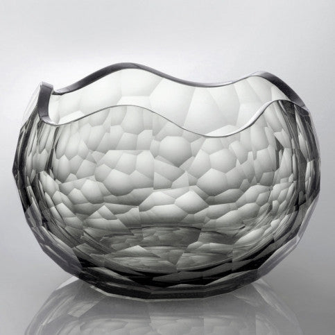 """Glacier"" Crystal Bowl"