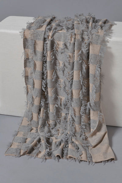 Seren Cashmere Throw