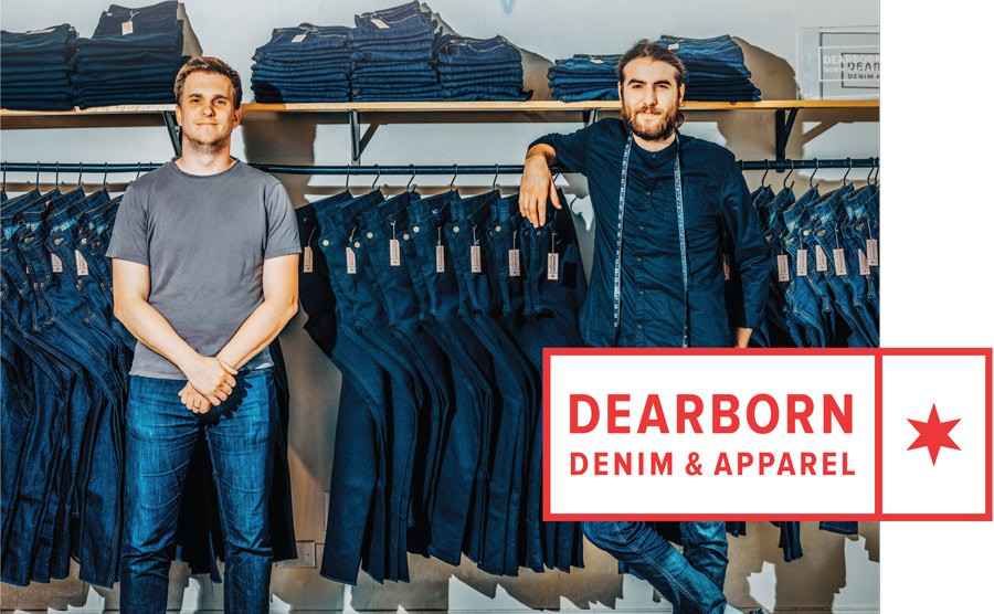 This is Dearborn Denim