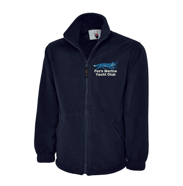 Fox's Marina Yacht Club Embroidered Heavy Fleece