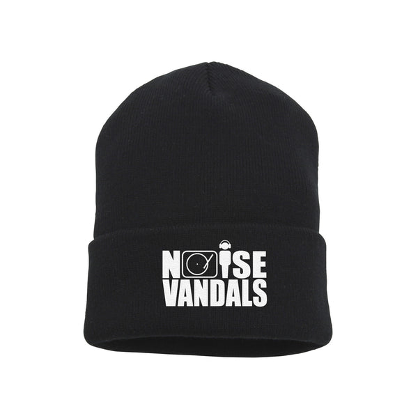 Noise Vandals Knitted Beanie