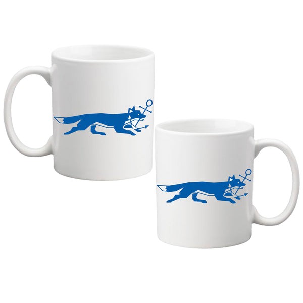 Fox's Marina Yacht Club Printed Mug