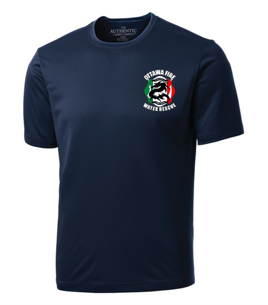 Little Italy Fire Performance T-Shirt