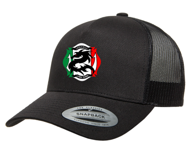 Little Italy Fire Yupong Adjustable Hat