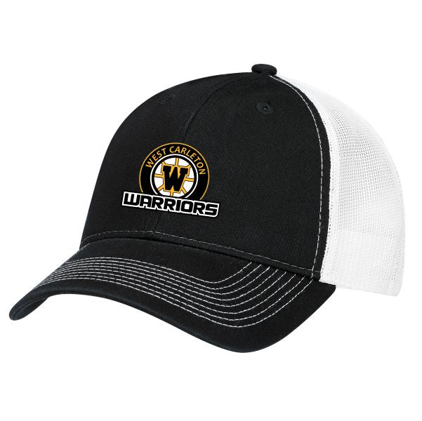 WARRIORS Adjustable Mesh Back Hat