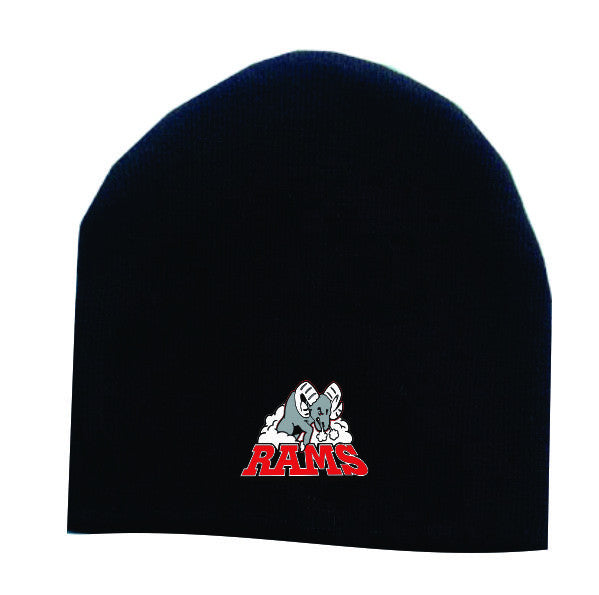 RAMS Beanie Embroidered